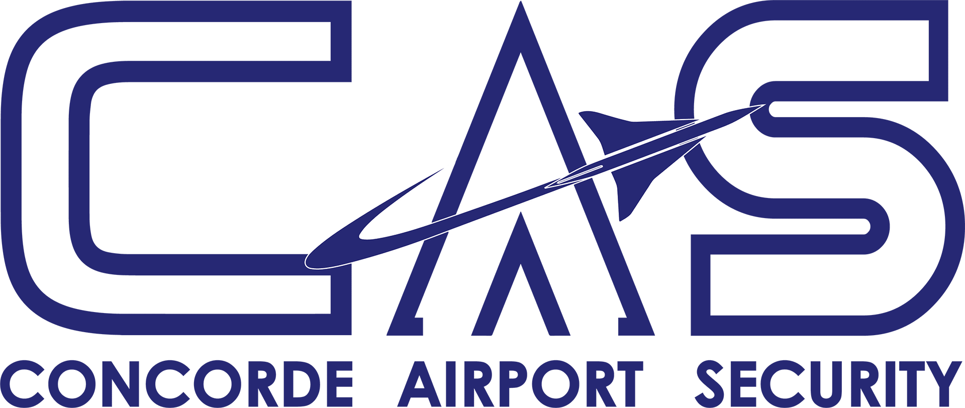 Concorde Airport Security Logo