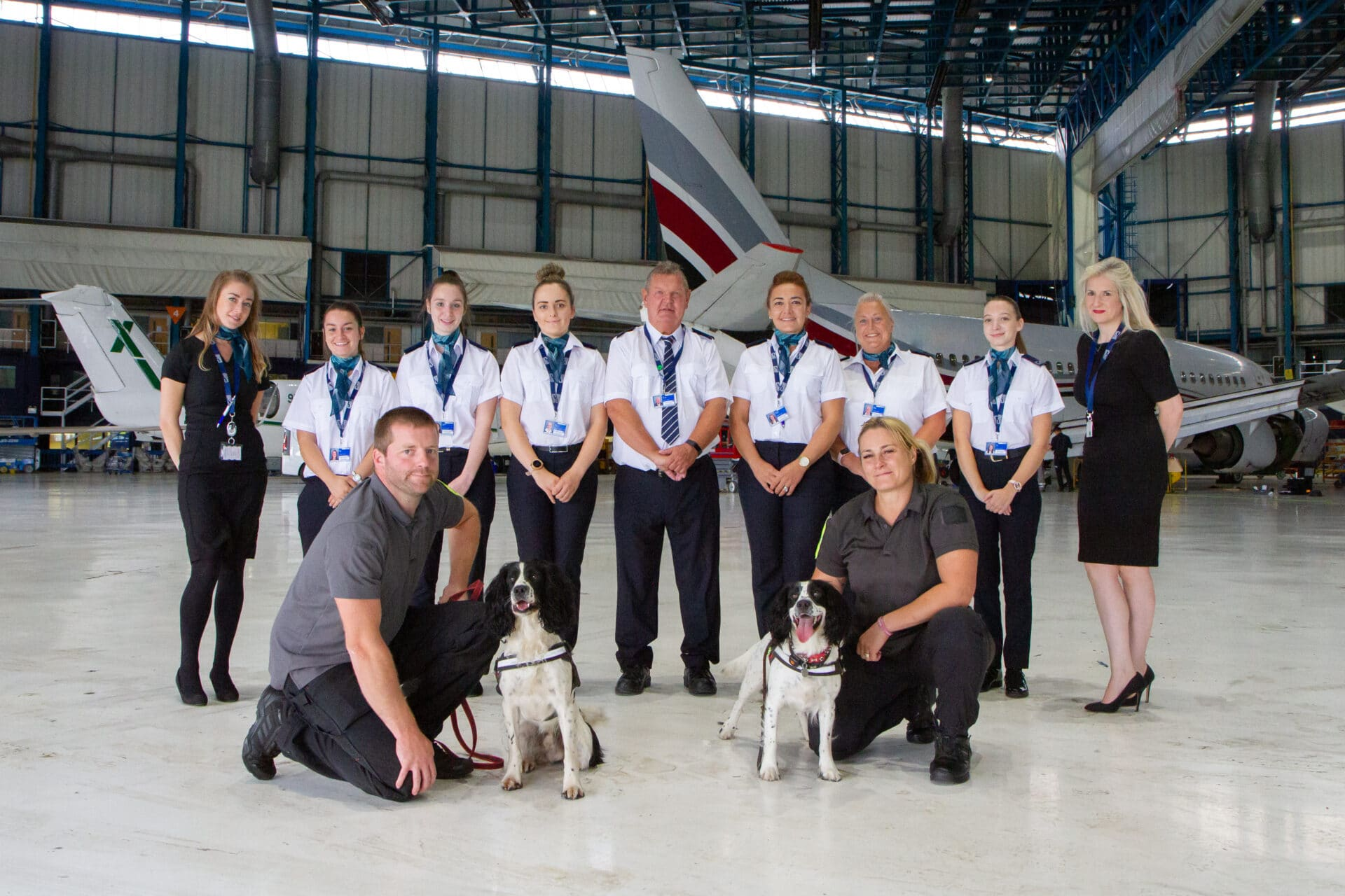 Concorde Airport Security Team